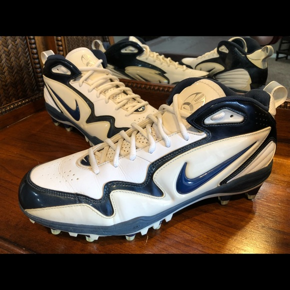 hot sale online 62638 beda2 Nike Air Zoom Merciless TD Football Cleats. M 5a9595a061ca1058c0182040